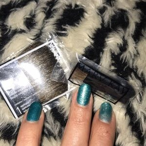 🎁 Mary Kay Compact Powder brush and eye apps New
